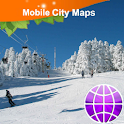 Lake Placid Saranac Lake map icon