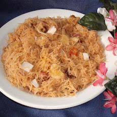 My Favourite Sweet Toasted Vermicelli for Ramadan