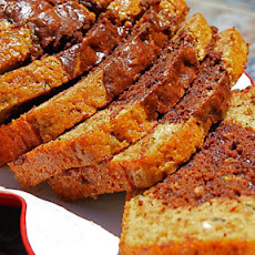 Chocolate Wave Zucchini Bread