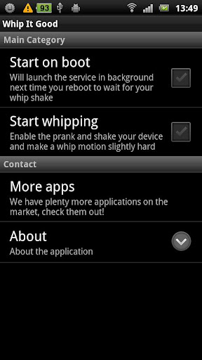 The Whip sound app Free