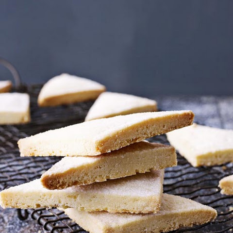 Buttery Shortbread Biscuits