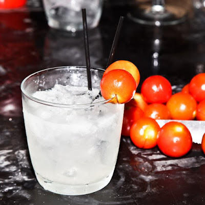 The Hot Tomato Vodka Cocktail