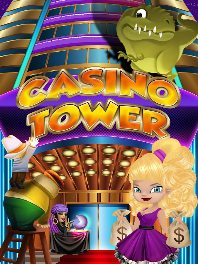 Взлом игры Casino Tower - Slot Machines.