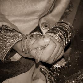by Md Zobaer Ahmed - Wedding Bride & Groom