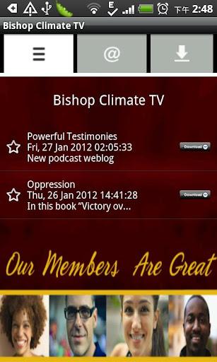 Bishop Climate TV