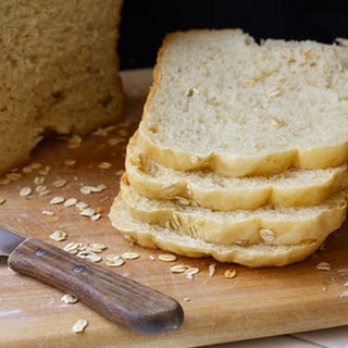 Oatmeal Bread With No Flour Recipes