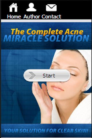 Acne Elimination