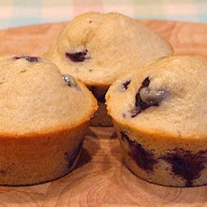 Lemon- Blueberry Muffins
