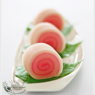 Steamed Soft Cake (QQ Cake)