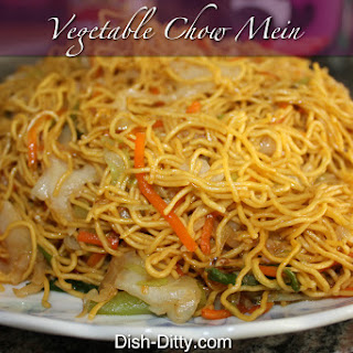 Vegetable Chow Mein Without Noodles Recipes