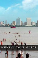 Screenshot of Mumbai tour guide