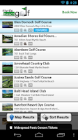 Screenshot of Myrtle Beach Golf