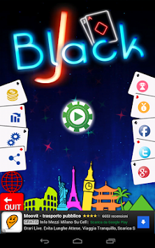 BlackJack 21 Free 154062 APK screenshot thumbnail 8