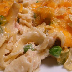Blue Ribbon Tuna Casserole