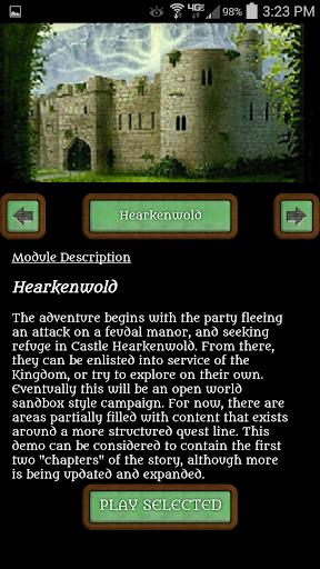 IceBlink RPG (RPG Creation) - screenshot