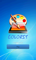 Screenshot of ColorIt