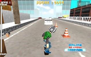 Screenshot of Skatester