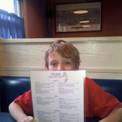 Huge gluten free menu!!! Owners' son (pictured) has celiac disease and was diagnosed back in 2001.