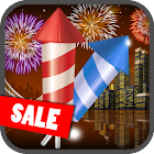 Funtastic Fireworks Maker App icon