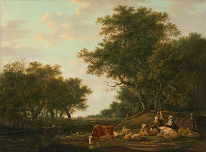 RIJKS: Jacob van Strij: painting 1810
