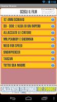 Screenshot of Webtic Etrusco Cinema