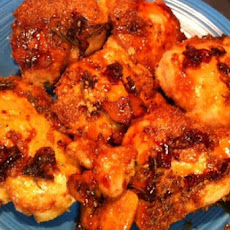 Maple & Apple Cider Vinegar Glazed Chicken