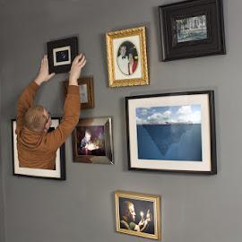 Framed by Lee Harrison - Digital Art People
