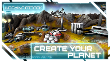 Screenshot of Colony Attack