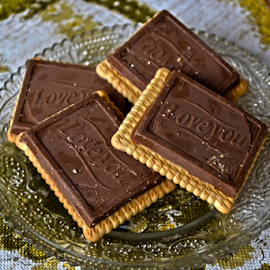 Kex by Mario Denić - Food & Drink Candy & Dessert ( tasty, chocolate, cakes, plate, cookies,  )