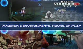 Screenshot of Elite CommandAR: Last Hope