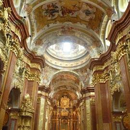 by Kath Gardiner - Buildings & Architecture Places of Worship ( Architecture, Ceilings, Ceiling, Buildings, Building )