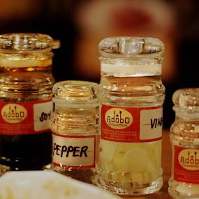 by Reagan Estrella - Food & Drink Ingredients