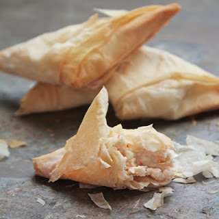 Fun with Phyllo Series – Crab Rangoons