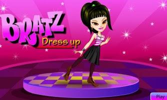 Screenshot of Dress Up - Bratz Games