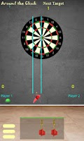 Screenshot of Mobile Darts
