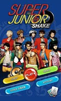 Screenshot of Super Junior SHAKE