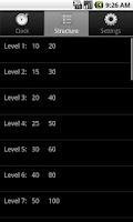 Screenshot of Simple Poker Clock Donate