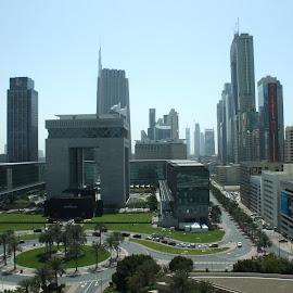 Dubai ... by Radhika Aswin - City,  Street & Park  Skylines (  )