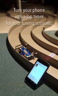 Mini4WD Lap Timer - screenshot