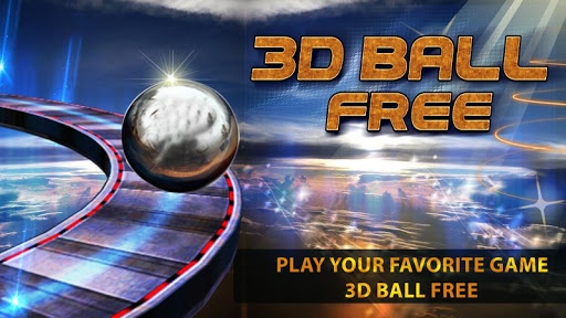 3D BALL - screenshot
