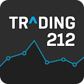 Trading 212 Forex & Stocks Icon