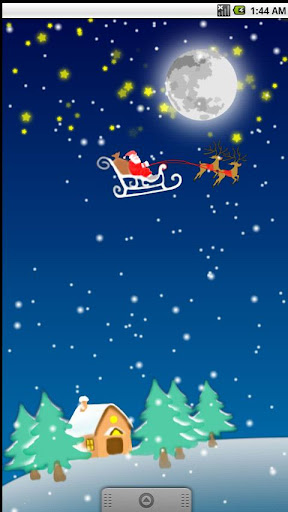 Christmas Live Wallpaper Lite