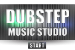 Screenshot of Dubstep Music Studio