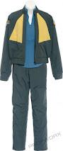 "Main image of Keller's Duty Uniform from ""First Strike"""
