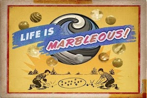 Screenshot of Life is Marbleous