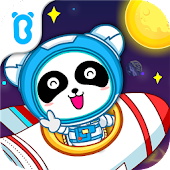 Moon Explorer: Panda Astronaut APK for Ubuntu