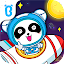 Download Android Game Moon Explorer: Panda Astronaut for Samsung