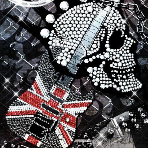 BritishPunk KirakiraRock(FREE)
