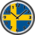 Sweden Clock icon
