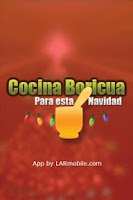 Screenshot of Cocina Boricua